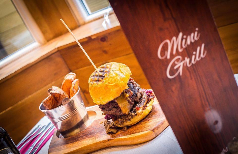 mini grill steakhouse food drink glasgow. Black Bedroom Furniture Sets. Home Design Ideas